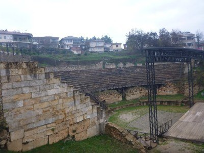 The Roman Ampitheatre