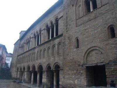 Sveta Sofia Cathedral in Ohrid