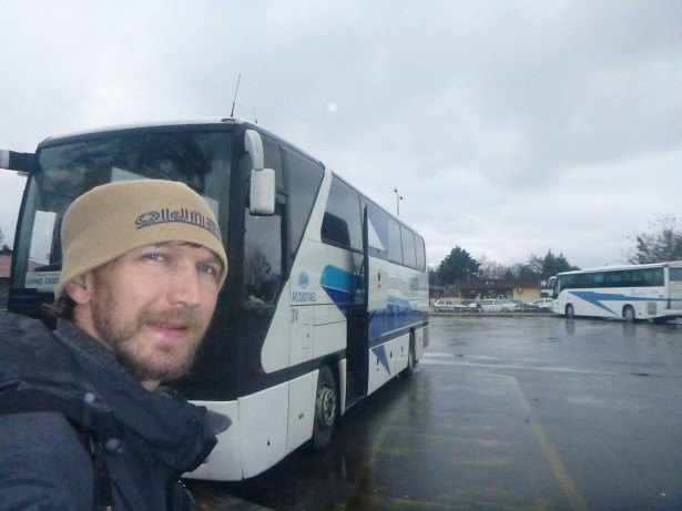 Next bus out of horrid Ohrid please!