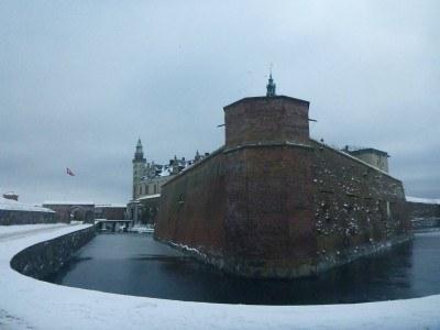 Touring Kronborg Castle - Hamlet's Castle