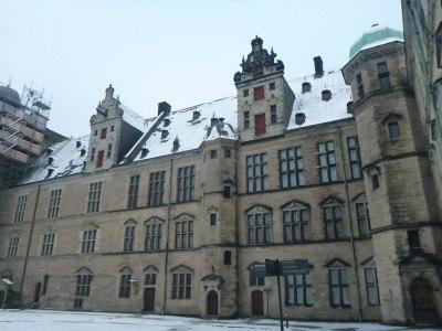 Touring Kronborg Castle