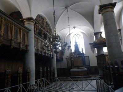 Church at Kronborg Castle
