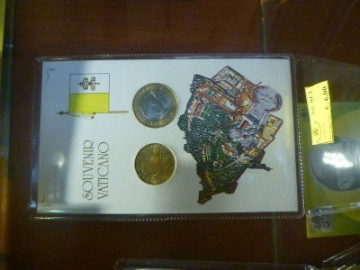 Vatican City coins