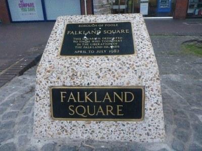 Falkland Square, Poole