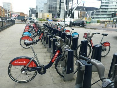 Monday's Money Saving Tips: Hiring Boris Bikes in London, England