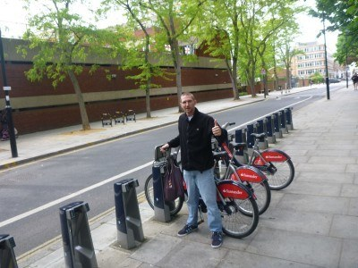Hiring a Boris Bike in London