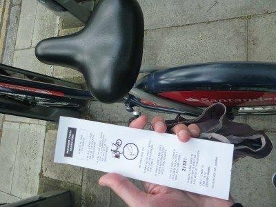Hiring a Boris Bike
