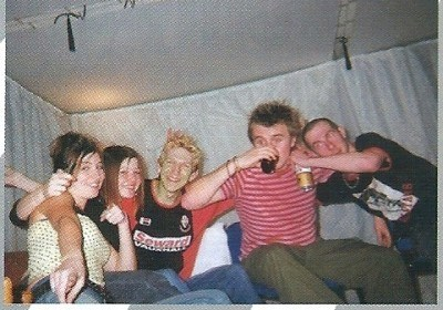 In the Lock in in Bournemouth in 2004