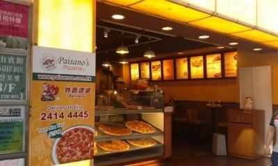 Paisanos - my new favourite pizza and beer stop off