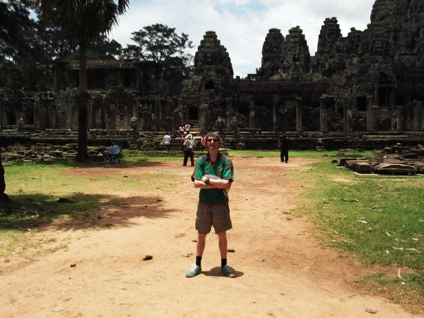 Backpacking in Cambodia. so WAT?