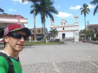 Backpacking in Copan Ruinas, Honduras