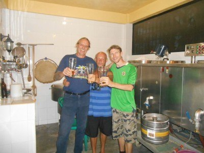 Thirsty Thursdays: Touring Sol de Copan, the German Brewery in Copan Ruinas, Honduras