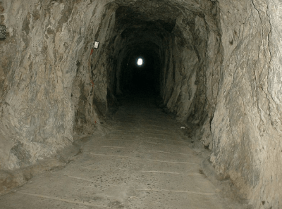 Great Siege Tunnels, Gibraltar
