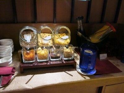 Selection of breakfast cereals in Amazing