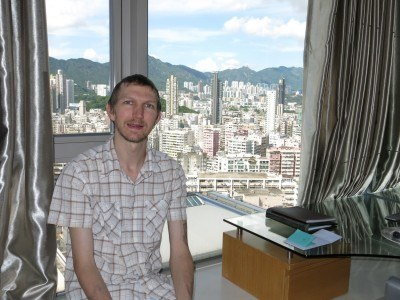 Loving my stay in the Dorsett Mong Kok