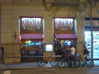 Obama Bar, Barcelona