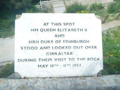 Queen Elizabeth Lookout.