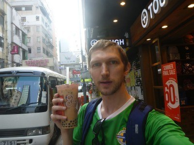 I'm off backpacking again! Until next time Hong Kong!