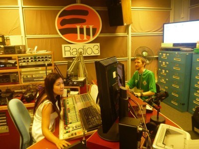 Working Wednesdays: Back on the Air at Radio 3, Kowloon Tong, Hong Kong