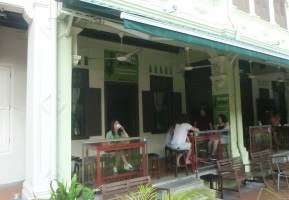 Backpacking in Singapore - staying in the Green Kiwi Hostel