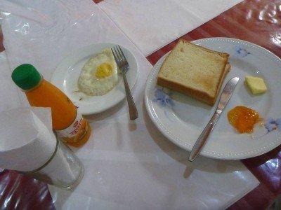 Breakfast in Nagar Valley