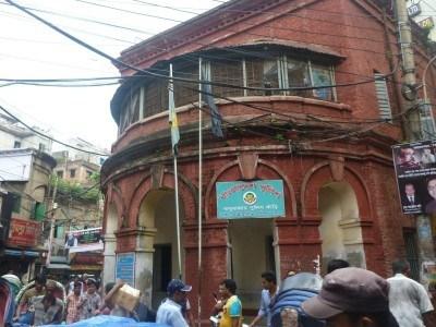 Shankharia Bazar, Old Town Dhaka