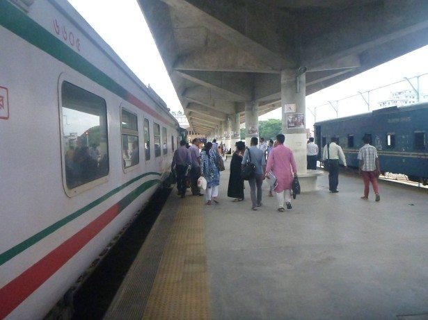 Backpacking in Bangladesh: The Long, Slow, Sad Night Train to Chittagong