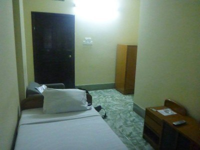My room - clean, spacious and safe