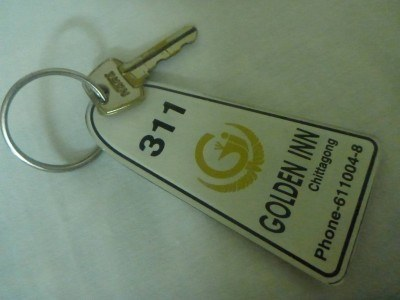 I was in Room 311 in the Golden Inn Chittagong