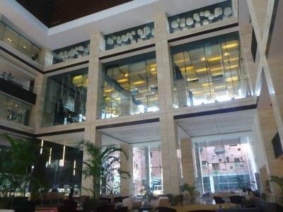 Swanky Radisson Hotel