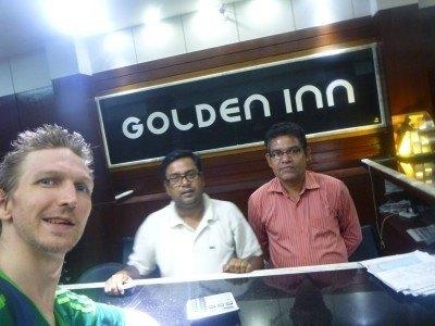 The Golden Inn in Chittagong