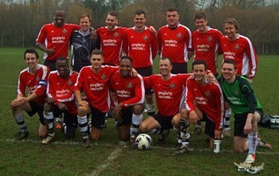 The Sealand international football team