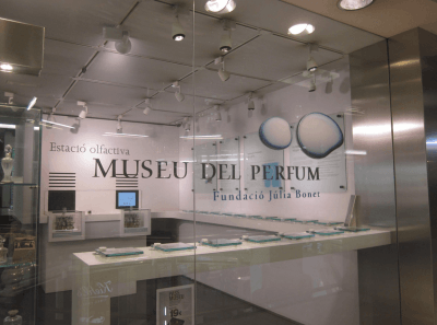 Perfume Museum in Escaldes Engordany