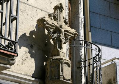 Cross of Santa Anna in Escaldes Engordany