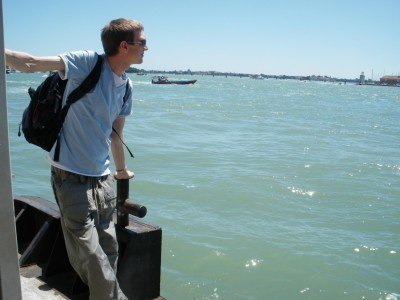 Backpacking in Venice