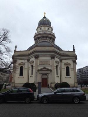 Judith Lewis - a church in Berlin, Germany