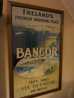 Posters from Bangor's glory days