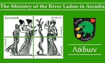 Ladonian Stamps