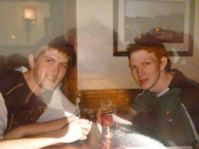 Monopoly Pub Crawl 2005 - Crazy days for James and I.