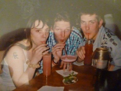Monopoly Pub Crawl 2005 with Hazel and James