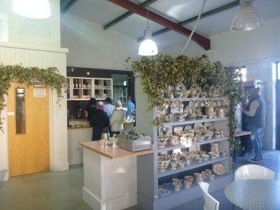 Eden Pottery in Millisle