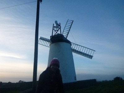 Touring Ballycopeland Windmill in Northern Ireland