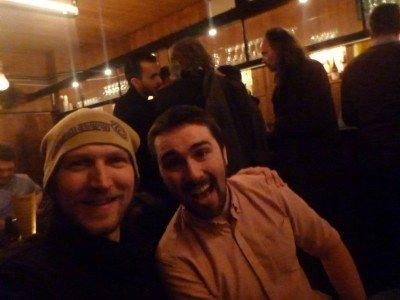Backpacking Buddies: Joe Casey from Ireland