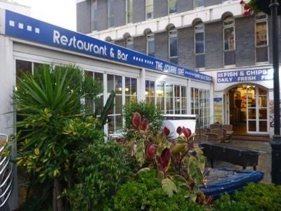 The Square Cafe in Gibraltar