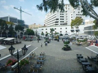 Casemates Square (Caseys Q), Gibraltar