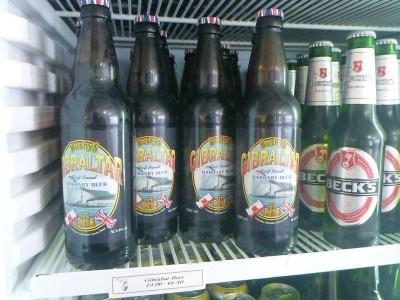 Gibraltar Beer