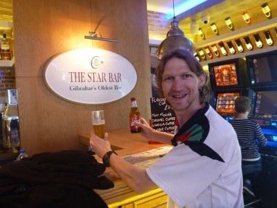 The Star Bar, Gibraltar