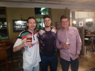 6 Year Reunion with Graham and Luke. From Casemates Square to Slovakia to Bristol!