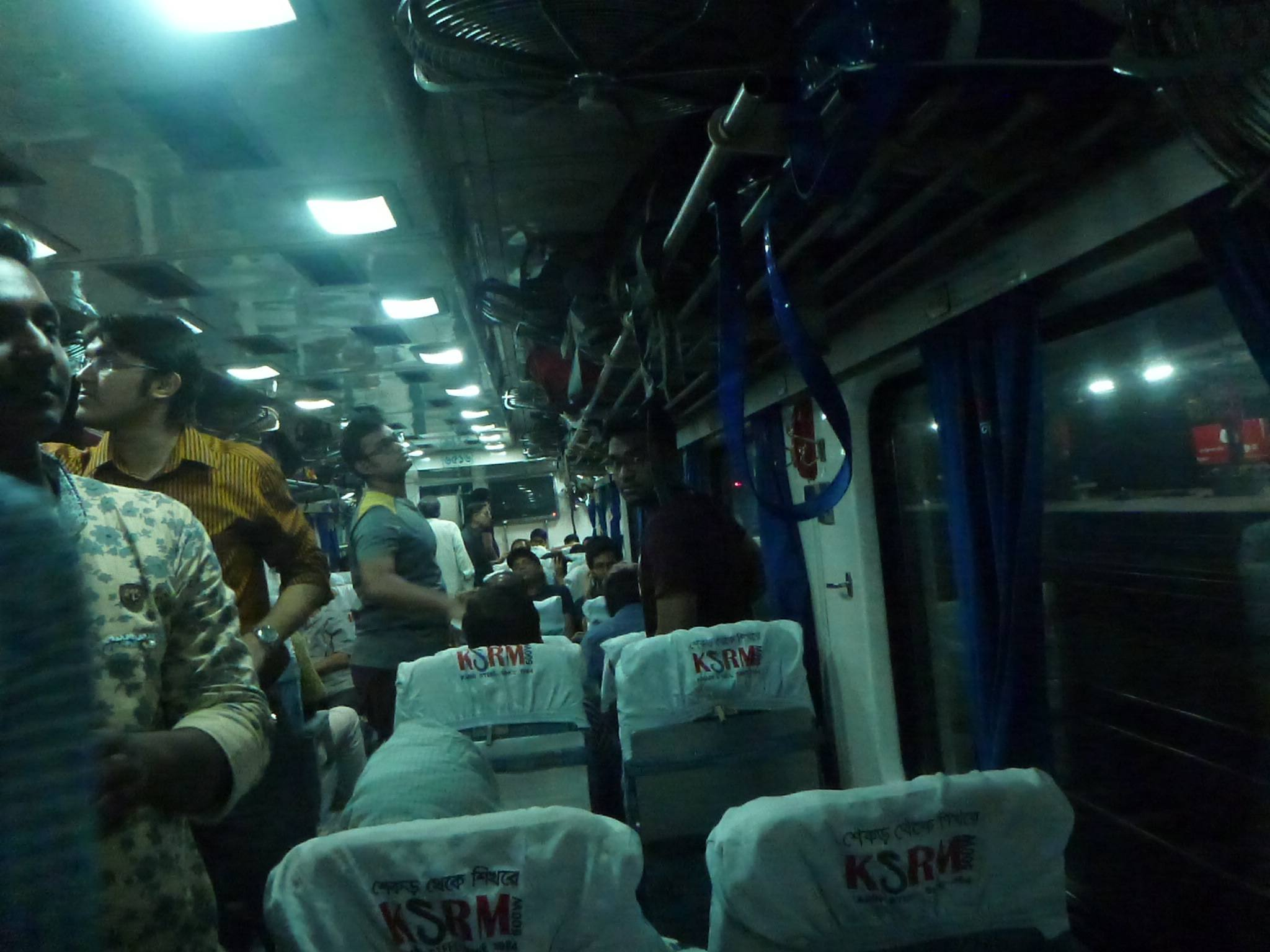 backpacking in bangladesh the long slow sad night train from