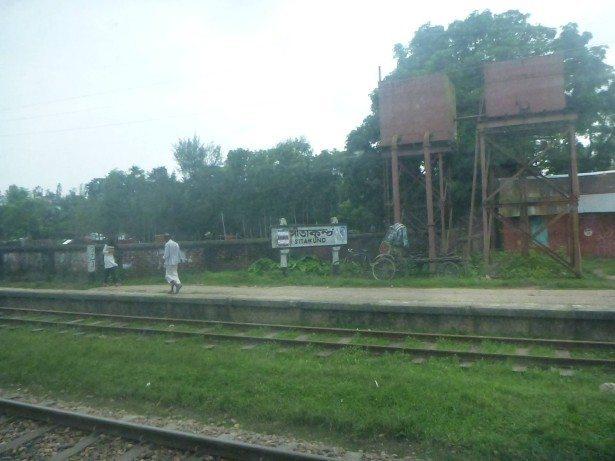 Leaving Sitakund